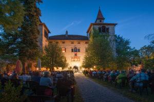 Sommerkonzerte und Festivals in einzigartigem Ambiente