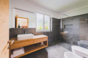 Wohnung Emma - Badezimmer
