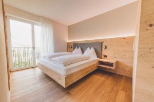 Wohnung Magdalena, Schlafzimmer