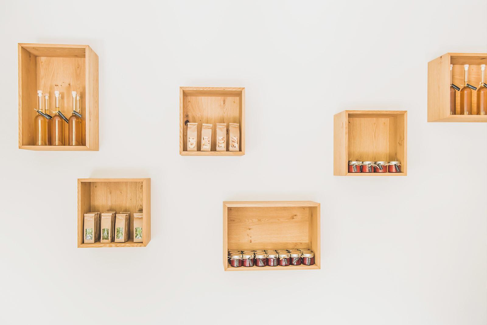 Hofeigene Produkte - Hofladen