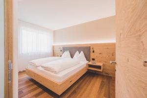 Wohnung Anna, Schlafzimmer